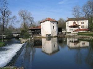 La maison de la Donne, ancien moulin